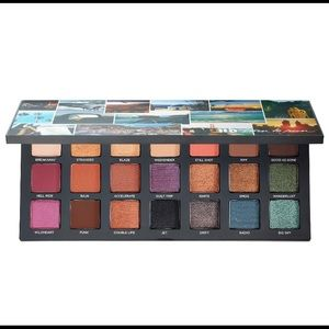 Urban Decay Born To Run Eyeshadow palette NEW BOX